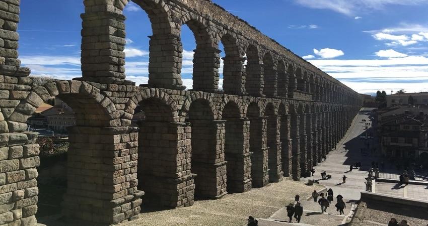 daytrip Segovia