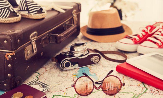 Vocabulario español vacaciones