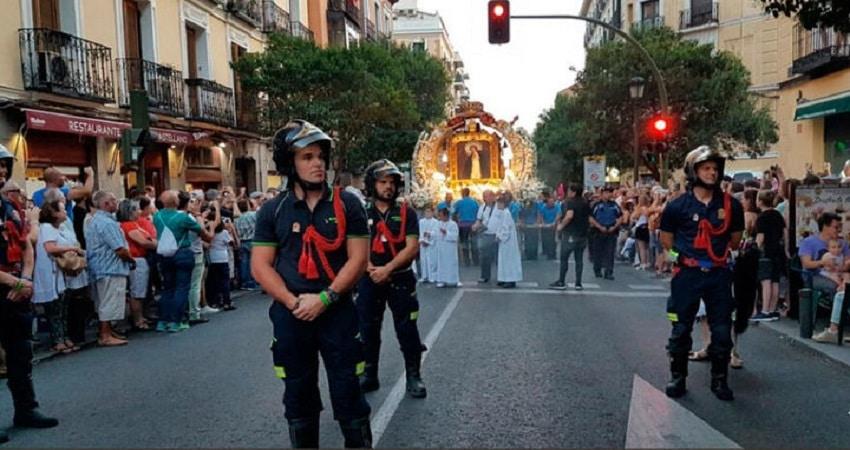 traditional festivals Madrid