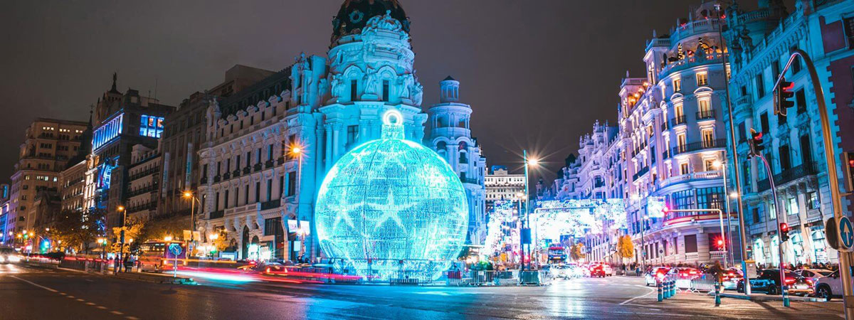 Christmas Decoration In Spain