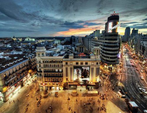 5 RAZONES POR LAS QUE DEBERÍAS VIVIR EN MADRID