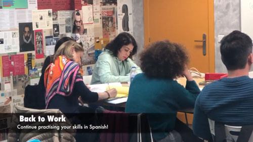 Prácticas Español