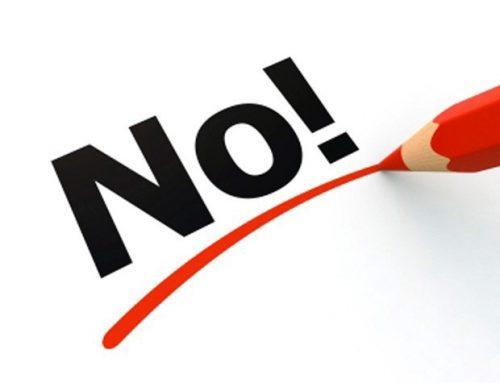 """15 FORMAS DE DECIR """"NO"""" SIN DECIR QUE NO"""