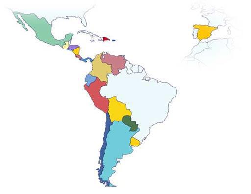 Diferencias linguísticas Español de América y de España